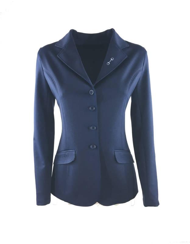 giacca da concorso blu