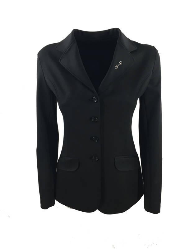 giacca da concorso nera