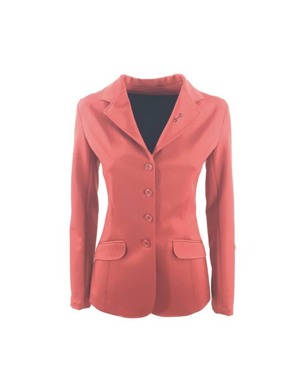 giacca da concorso rossa