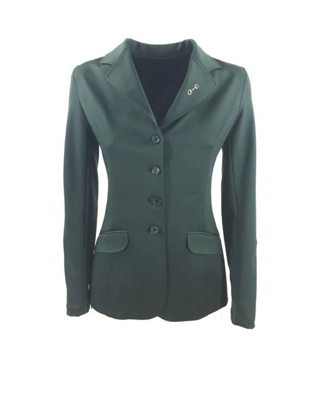 giacca da concorso verde