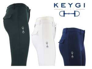 perché indossare i pantaloni da equitazione KEYGI LINE?